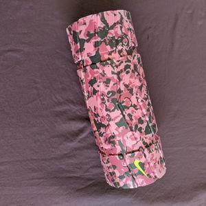 Nike pink camo foam roller